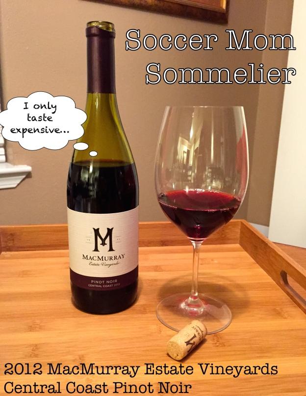 2012 MacMurray Pinot Noir