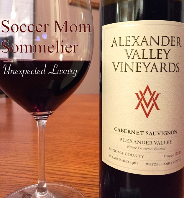 Alexander Valley Vineyards 2012 Cabernet Sauvignon