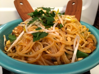 Authentic Pad Thai Noodles at Home